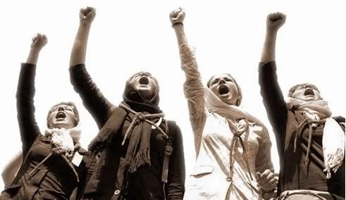 زنان-مبارز